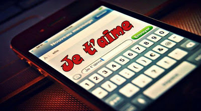 sms d'amour arabe - Je t'aime -   أحبك