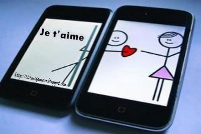 Les beaux sms d'amour