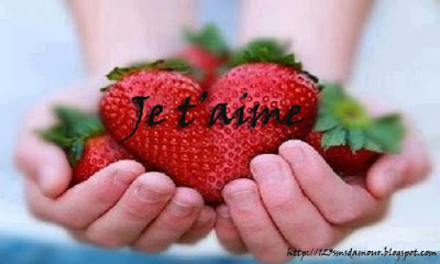message sms d'amour