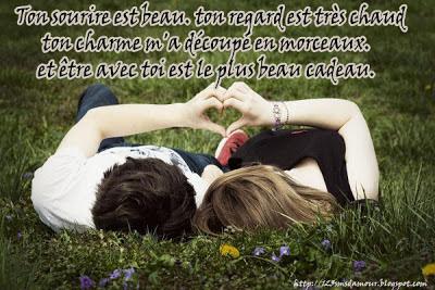 sms d'amour pour ma chérie