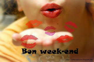 sms d'amour bon week-end