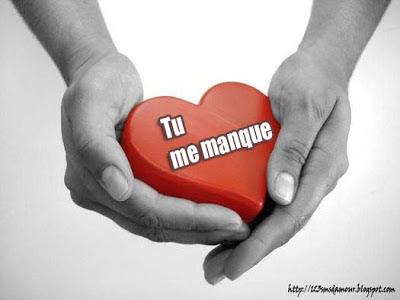 Les belles messages d'amour - message d'amour