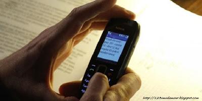 Ecrire un message d'amour