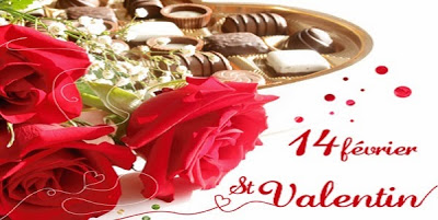Message amour saint valentin 2014