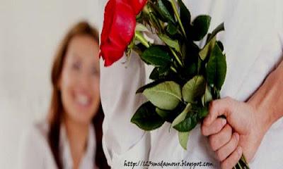 Texto d'amour pour elle - sms d'amour