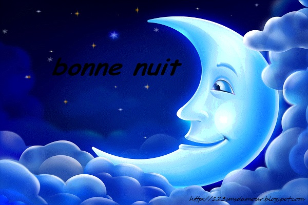 sms bonne nuit mon ange