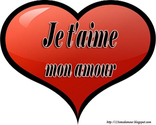 Sms d amour court et romantique