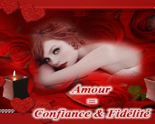 SMS d'amour et de confiance pour une femme