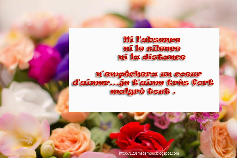 SMS d'amour rare a envoyer a son amour