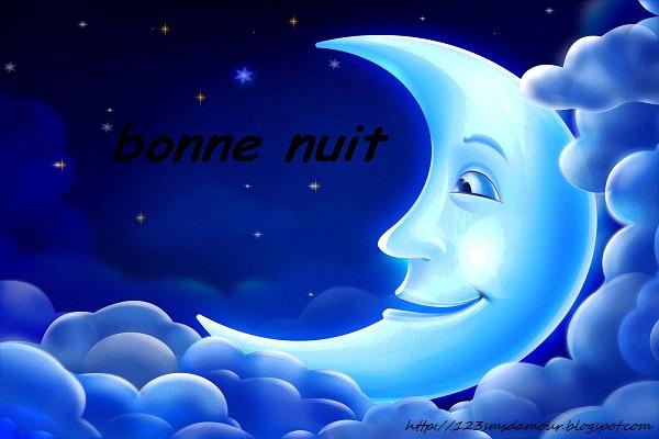 Msg d'amour romantique pour dire bonne nuit mon amour