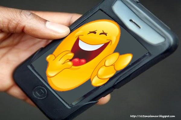 SMS blagues drôle pour portable à envoyer