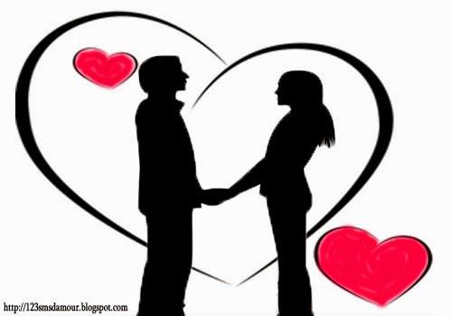 Phrase et SMS d'amour pour exprimer ses sentiments