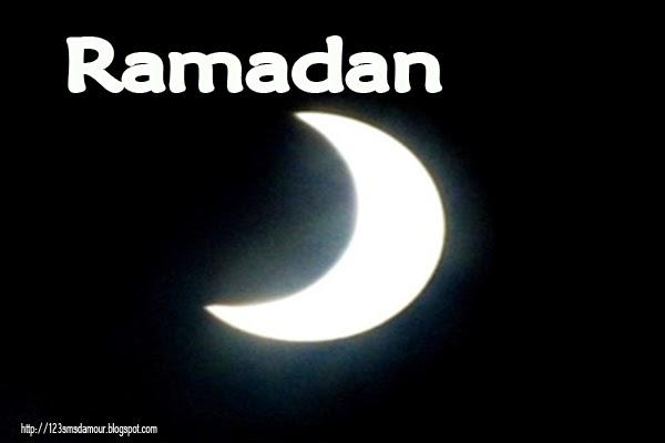 SMS et message ramadan karim français