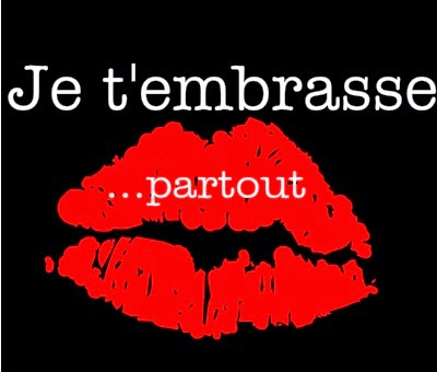 SMS d'amour je t'embrasse tendrement