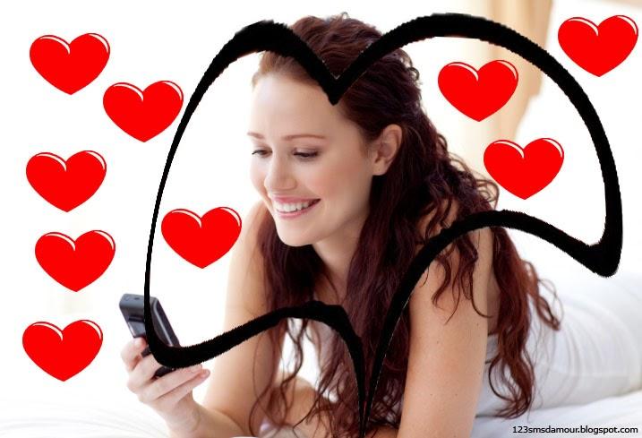 SMS pour drague fille