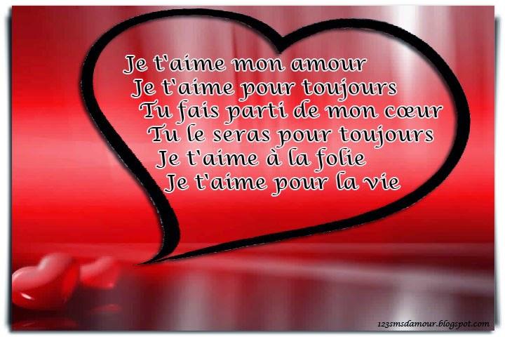 Message Damour Qui Rime Amourissimacom