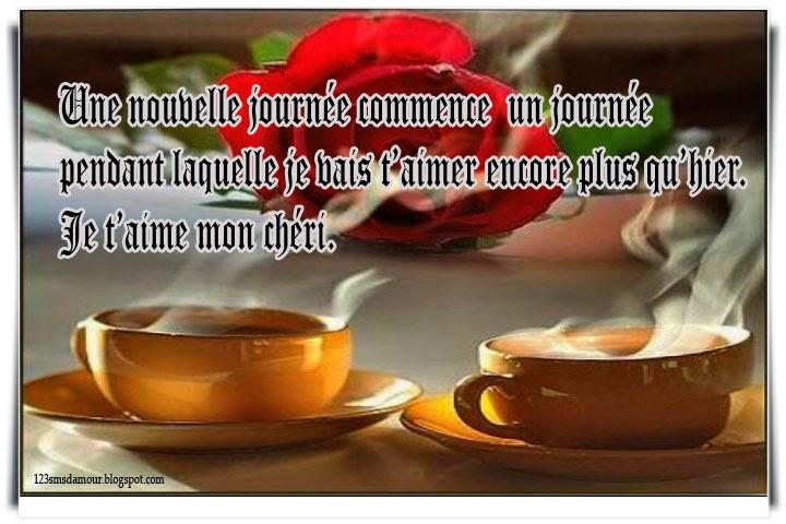 Relativ sms d'amour du matin | Amourissima - Mots d'amour -SMS d'amour UE36