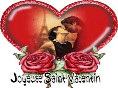 SMS et message saint valentin