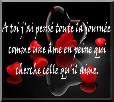 Message d'amour sms