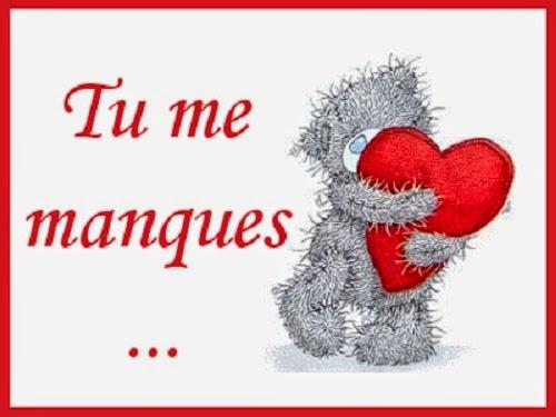 Mot d'amour pour dire tu me manque | Amourissima.com