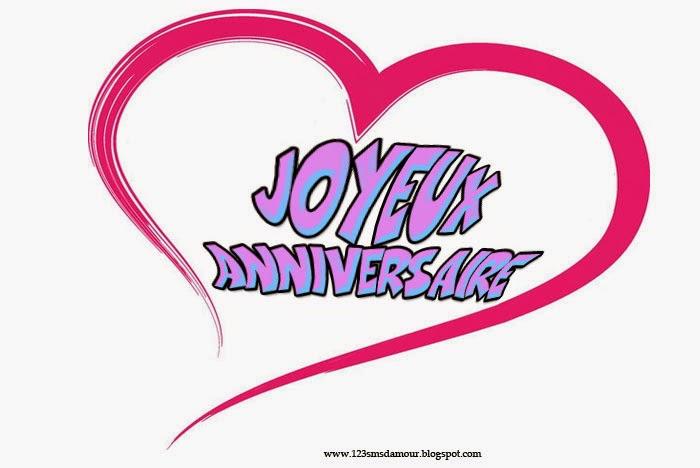 20 message joyeux anniversaire