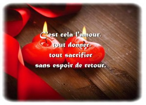 Citation sur l'amour