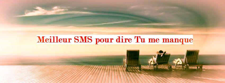 SMS tu me manque