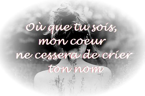 Belle citation amour impossible