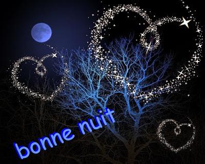 Message d'amour pour dire bonne nuit