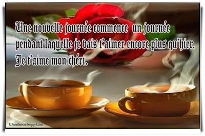 Message bonjour du matin