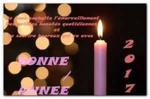 Message d'amour: Bonne année