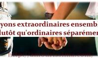 Phrase déclaration d'amour, phrase d'amour
