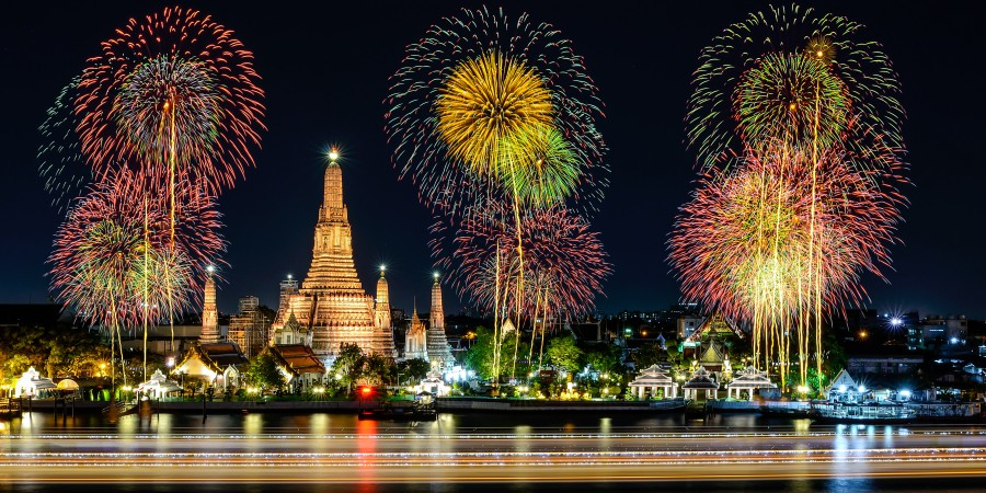 bonne année bangkok