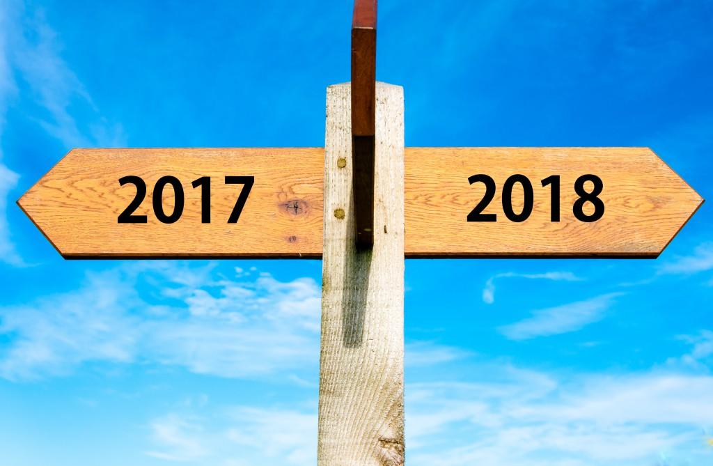 sms bonne année 2018